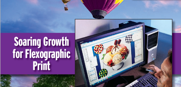 """SOARING"" GROWTH FOR FLEXOGRAPHIC PRINTING"